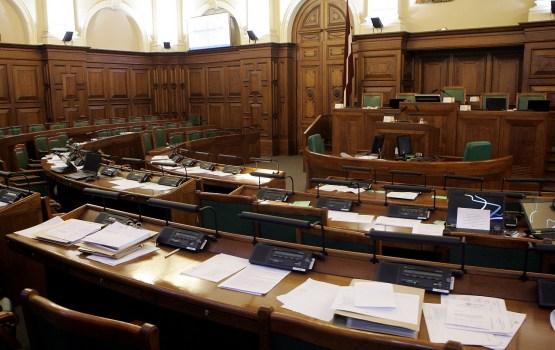 Uz Saeimas spīkera amatu pretendē JKP un VL-TB/LNNK