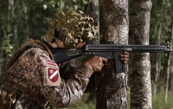 Vairākos Latvijas novados sāksies NATO bataljona organizētas mācības
