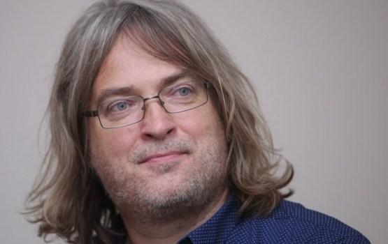 Staņislava Broka Daugavpils mūzikas vidusskolā aizvadīta tikšanās ar autoru Arno Jundzi