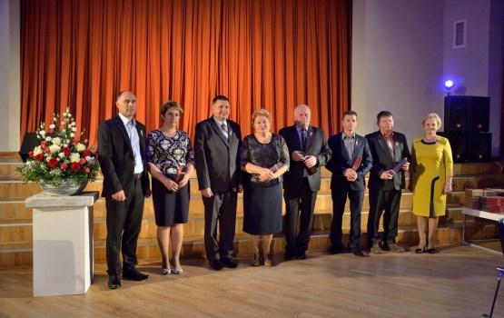 Godināti Daugavpils novāda čaklākie zemnieki un uzņemēji