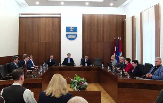 Rihards Eigims atbrīvots no Daugavpils Domes priekšsēdētāja amata