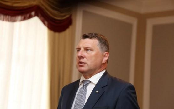 Vējonis Ukrainā tiksies ar Porošenko un piedalīsies Golodomora piemiņas forumā