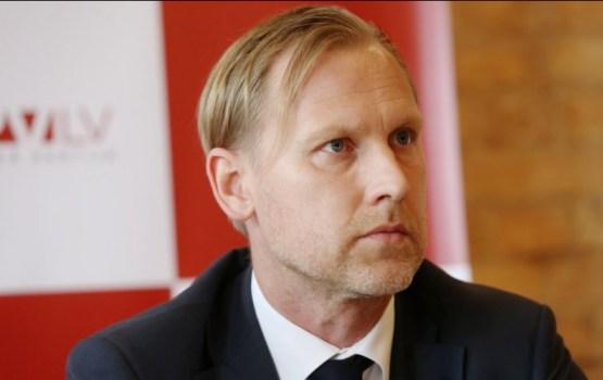 Politiķi neredz lielu virzību šodienas sarunās par Gobzema valdības veidošanu
