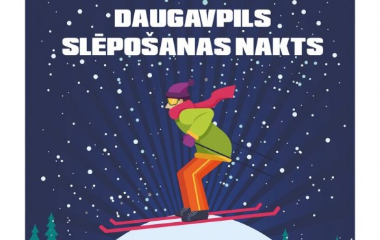 Notiks Daugavpils nakts slēpojums