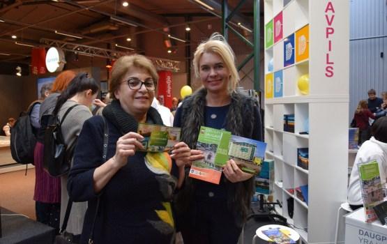 Tūrisma attīstības aģentūra veiksmīgi aizvadījusi darbu Lietuvas tūrisma izstādē