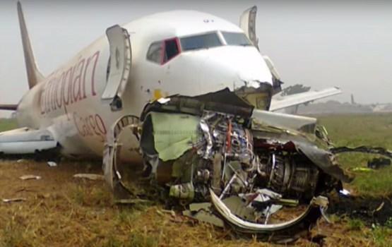 """""""Ethiopian Airlines"""" lidmašīnas avārija Etiopijā. Bojā gājuši 157 cilvēki"""