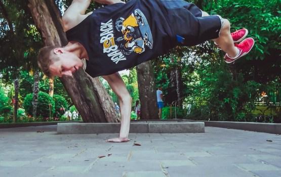 Baltijas valstu breika deju turnīrs Daugavpilī