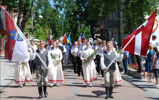 Radošie kolektīvi aicināti pieteikties dalībai Daugavpils pilsētas svētkos!