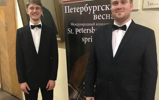 """XVI Starptautiskais mākslas forums-konkurss """"Pēterburgas pavasaris"""""""