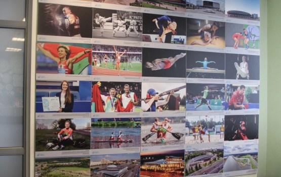 """Akciju """"Baltkrievijas ģēniji"""" turpinās sporta tēma"""