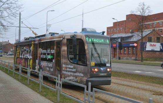 Tiek mainīts tramvaju kustības saraksts