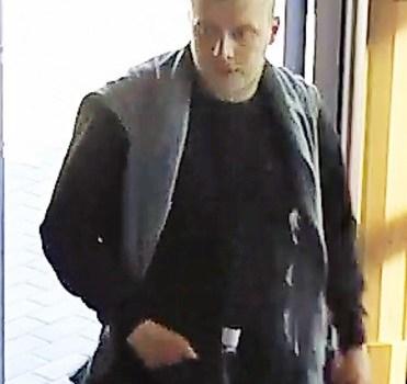 Aizdomās par noziedzīga nodarījuma izdarīšanu meklējam attēlā redzamo vīrieti