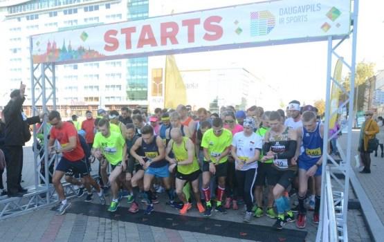 Daugavpils pusmaratons- vienā skrējienā vesela valsts!