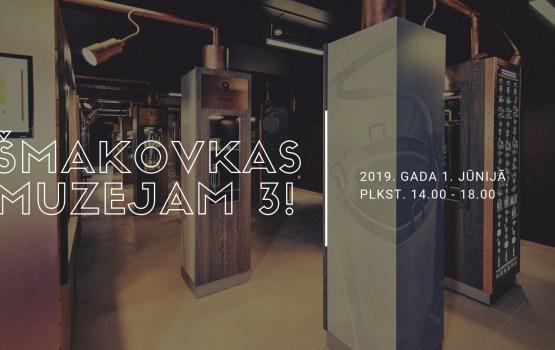 Šmakovkas muzejs aicina uz 3. dzimšanas dienu
