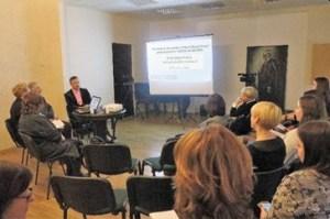"""Ar ASV vēstniecības Latvijā atbalstu tika īstenots projekts  """"Kultūras kanona politiskā perspektīva"""""""