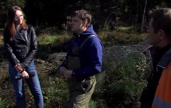 Trešais raidījums no cikla par Latvijas Valsts Mežiem (VIDEO)