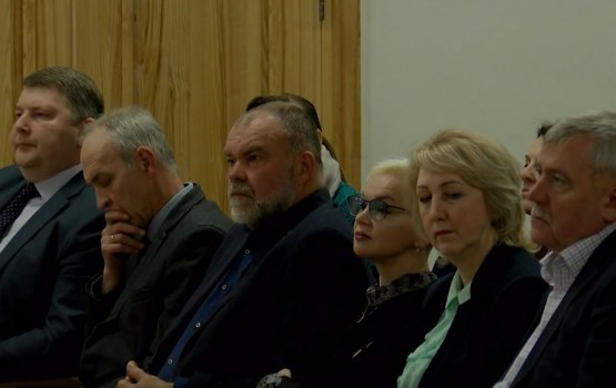 Ludzas novada uzņēmēji tiekas paplašinātā LUKP sēdē (VIDEO)
