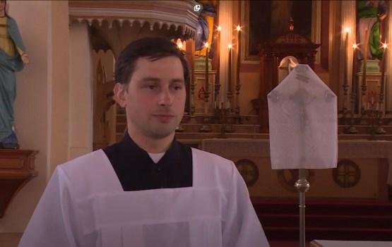 Arī baznīcu dievkalpojumi - attālināti (VIDEO)