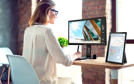 Monitori, kā atslēga darbinieku produktivitātei
