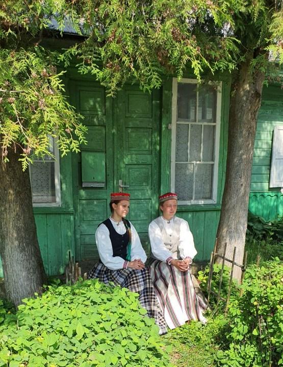 """""""Latgales ciematu stāsti: nezināmais par zināmo"""" Izvaltā (Raidījums №6)"""