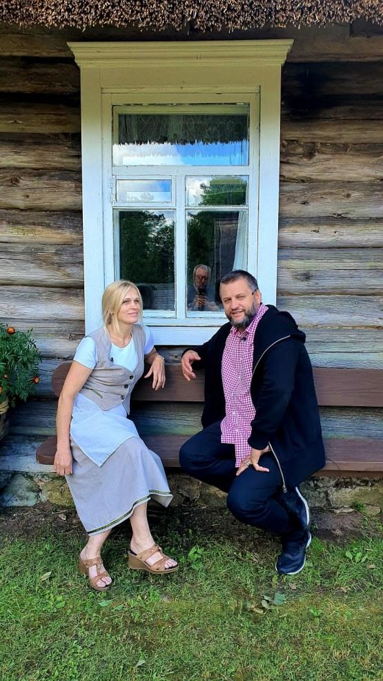 """""""Latgales ciematu stāsti: nezināmais par zināmo"""" Andrupenē (Raidījums №7)"""